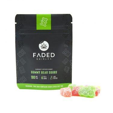 faded cannabis sourgummybears cc new
