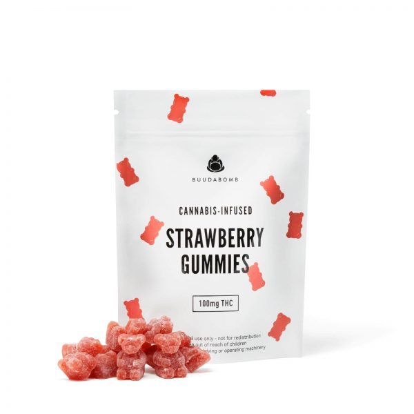 buuda strawberry