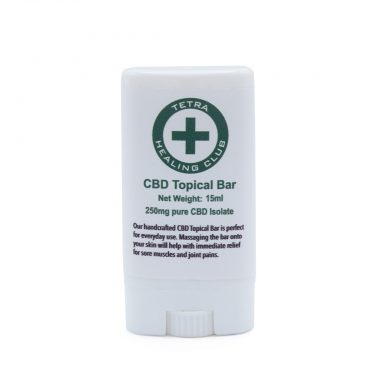 Tetra CBD Topical Bar