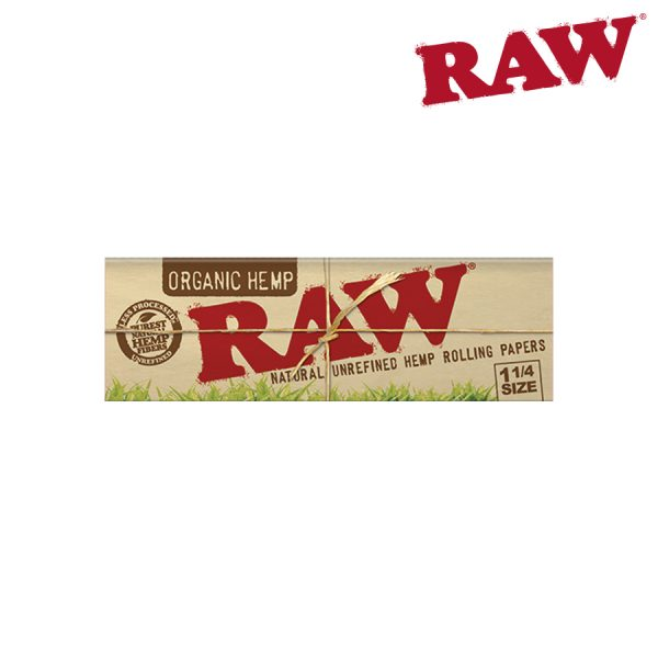 Raw 1.25 Rolling Papers