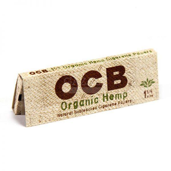 OCB Ogranic Hemp 1.25 Rolling paper