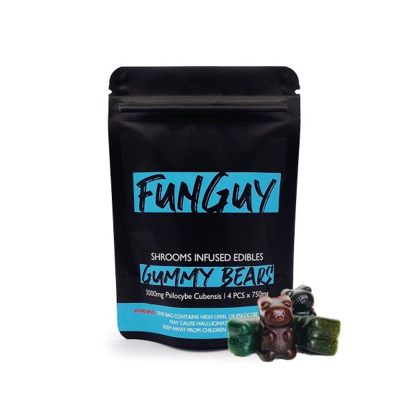 fg gummy 3000mg new