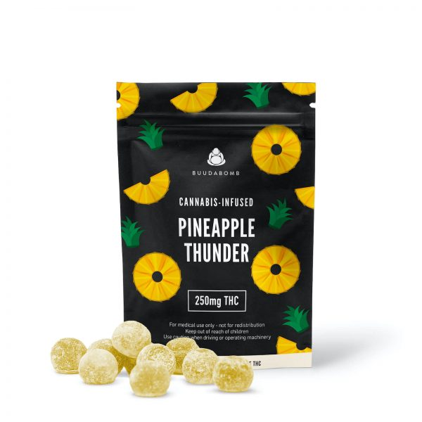 img pineapple thunder gummies