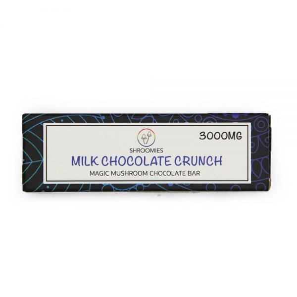 shroomies milkchocolatecrunch 3000mg