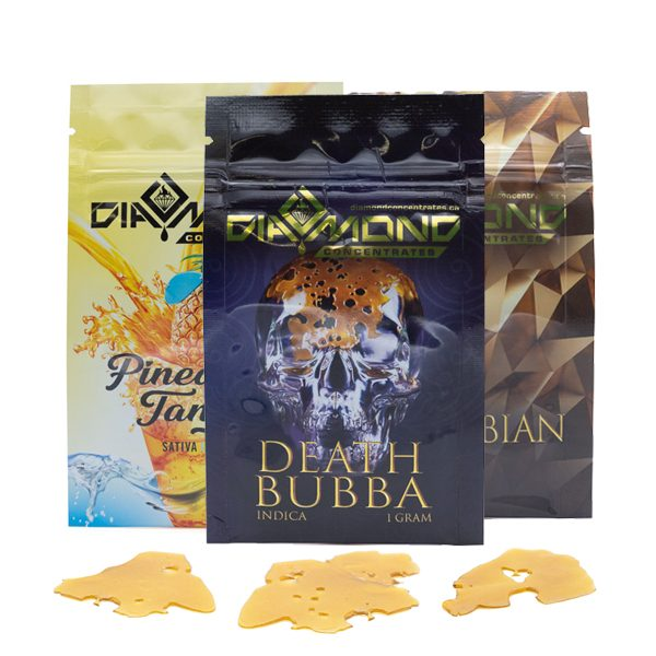 Diamond Concentrates Shatter