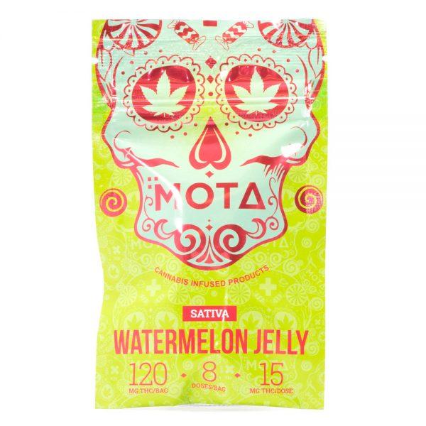 Mota Watermelon Jelly Sativa 120MG THC