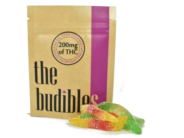 The Budibles Wiggly Worms 1