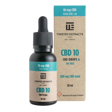 Twisted Extracts CBD 10 Oil Drops 300MG 1 1200x1200