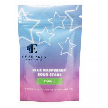 blue raspberry 1000mg