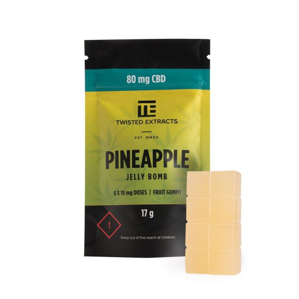 twisted extracts pineapple cbd new