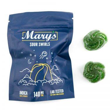 mary sour swrils triple