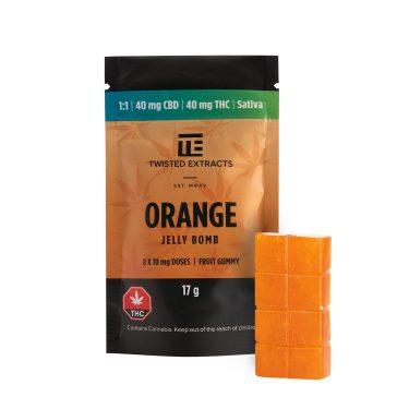 orange 1 1 jelly bomb new