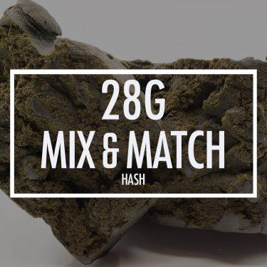 bg 28g hash mixer