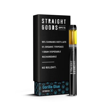 straightgoods gorilla glue