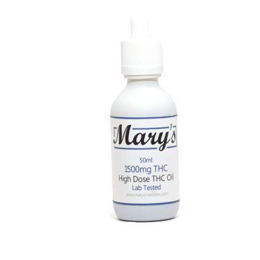 marys high dose tincture