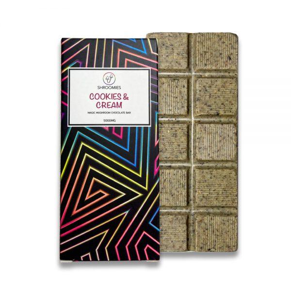 cookies and cream box bar 5g