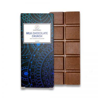 milk chocolate crunch box bar 5g