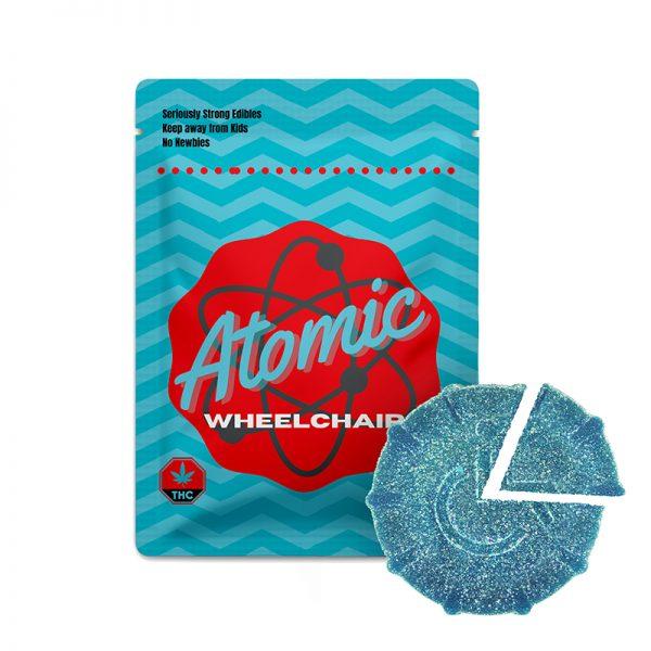atomic wheelchair gummy main photo blueberry web