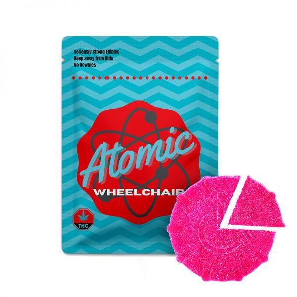 atomic wheelchair gummy main photo watermelon web