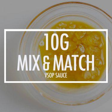 bg mixer vsopsauce 10g