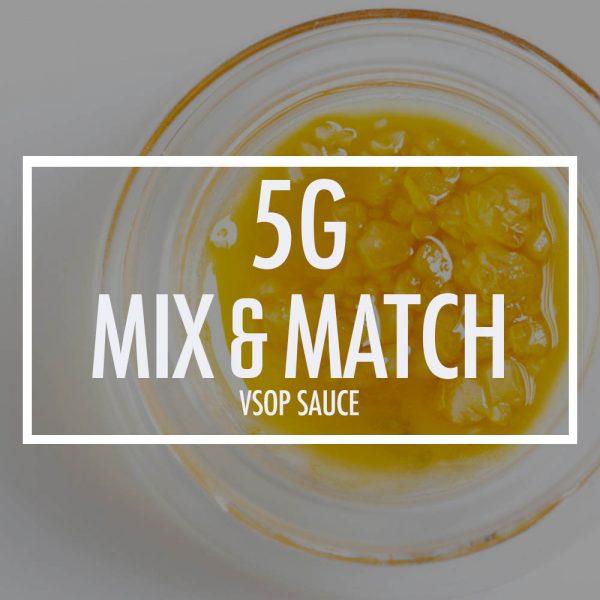 bg mixer vsopsauce 5g