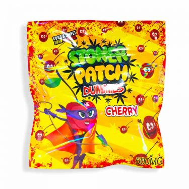stoner patch dummies cherry