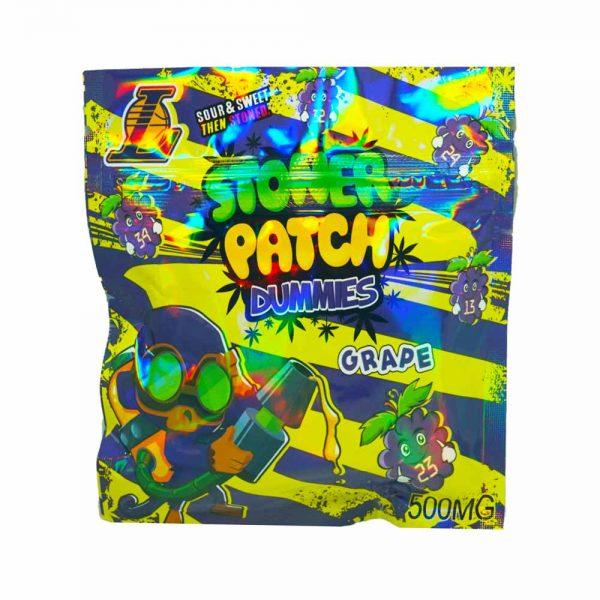 stoner patch dummies grape