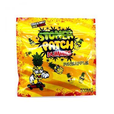 stoner patch dummies pineapple