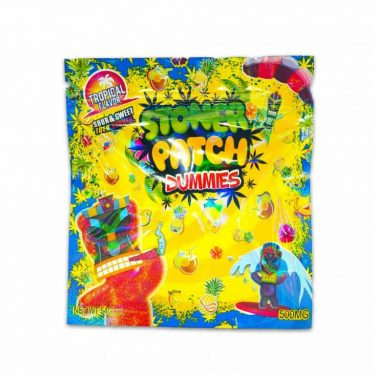 stoner patch dummies tropical