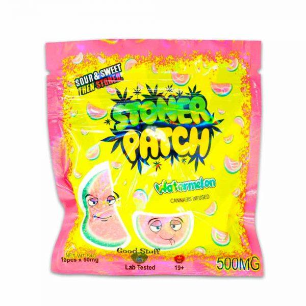 stoner patch dummies watermelon