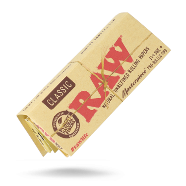 raw classic 1 4 papers